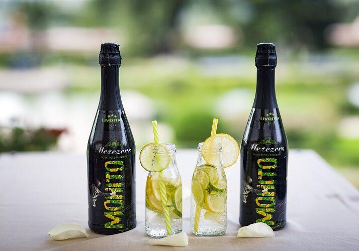 Mohito bezalkoholiskais dzēriens 0,75L