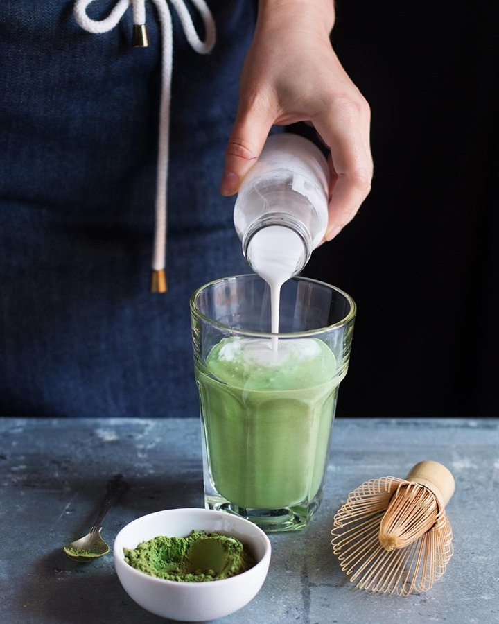 Zaļās tējas pulveris Matcha 25g