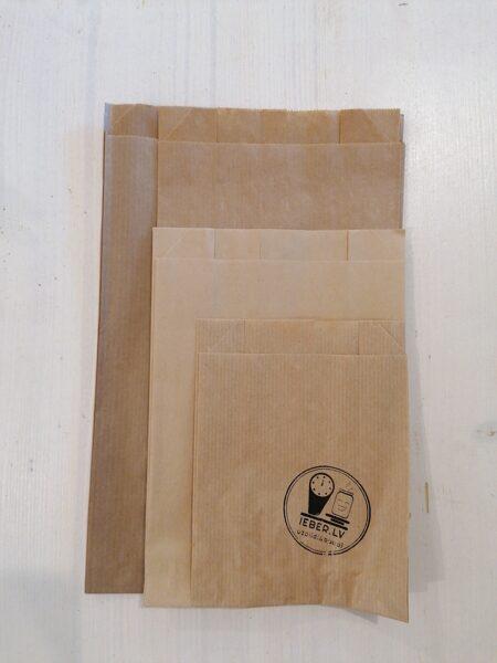 Papīra maisiņš tējas uzglabāšanai 1gb