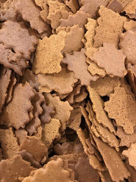 Ozolu maize plānās piparkūkas 50g