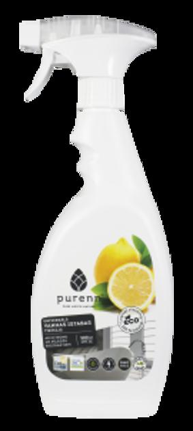 Universālais vannas istabas tīrītājs ar citronu