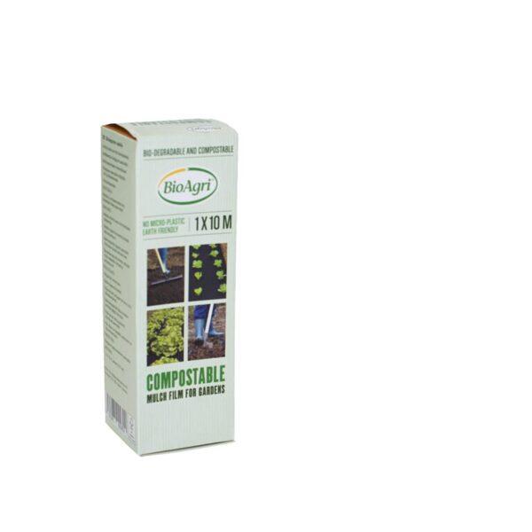 BioAgri plēve dārza augsnes segšanai