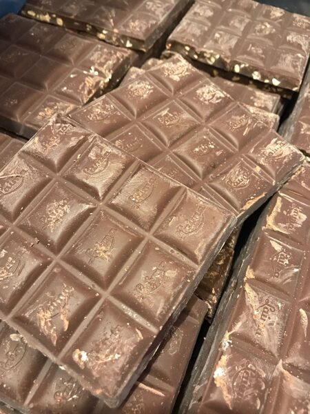 Rigonda tumšā šokolāde ar piedevām 1.šķira 100g