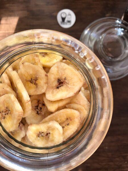 Banānu čipsi 50g