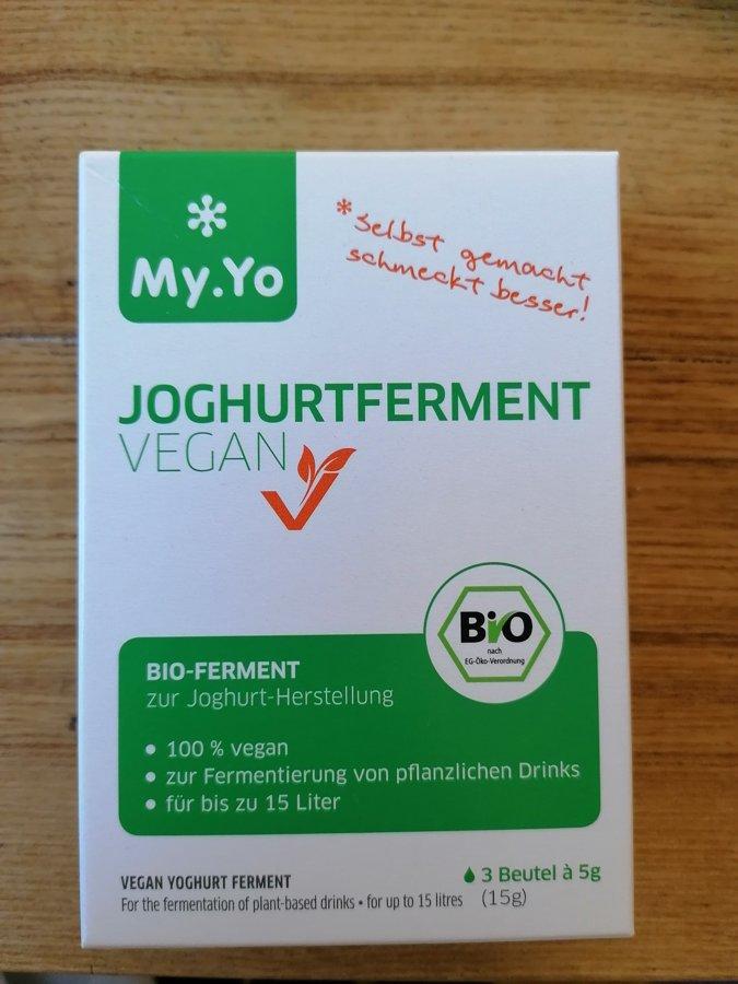 Jogurta ieraugs vegānais BIO 5g