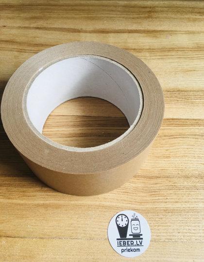 ECOPACK pakošanas papīra līmlente 50m