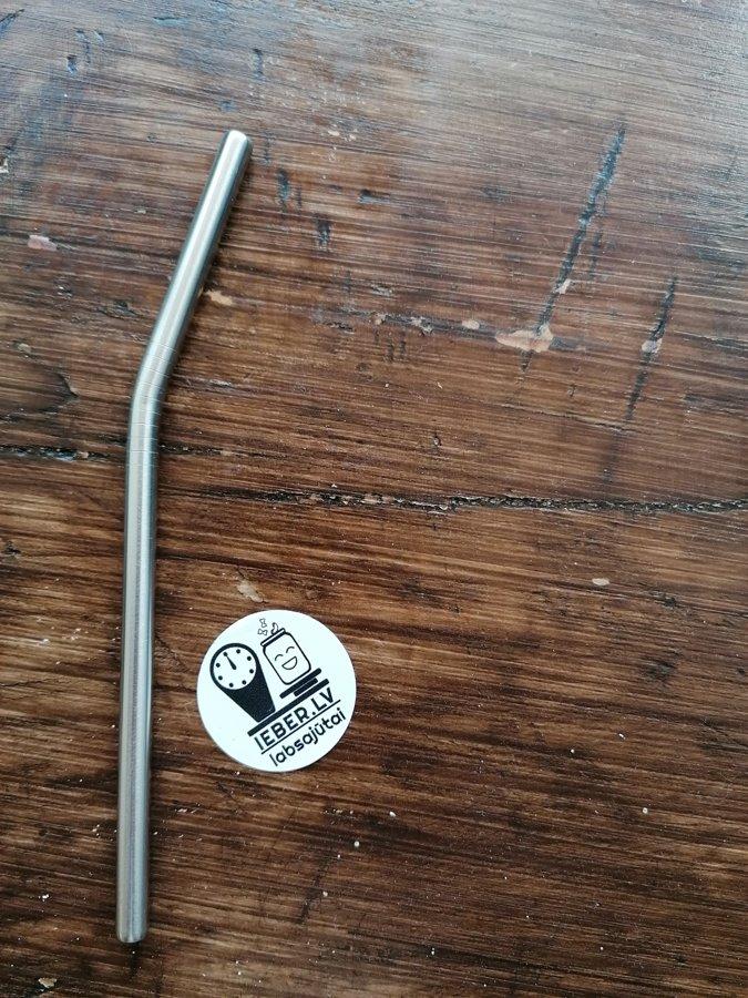 15cm metāla salmiņš 1gb