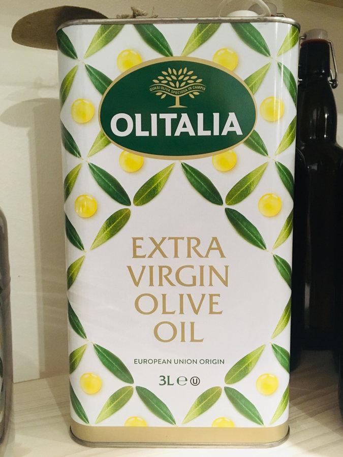 Extra virgin olīveļļa