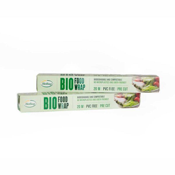 Bioloģiski noārdāma pārtikas plēve 1gb