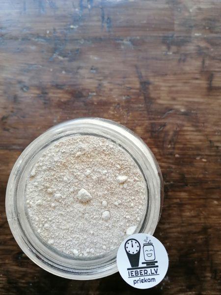 Plēkšņu (spelta) pilngraudu kviešu milti 100g