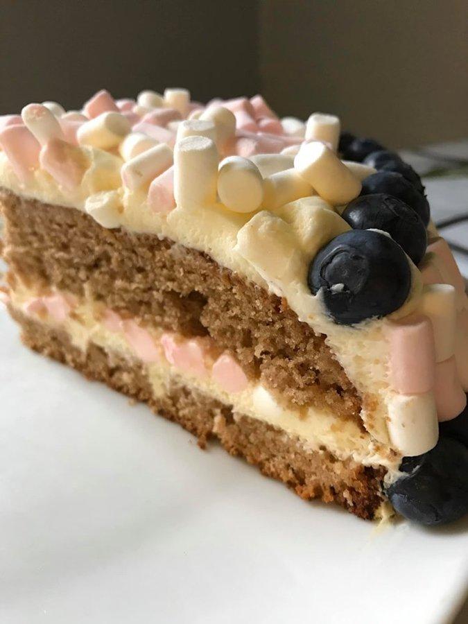 Mini zefīri Marshmallow balts/ rozā 50g